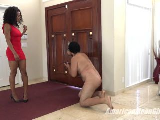Ebony – THE MEAN GIRLS – You Are My Bitch Too – Goddess Saucha