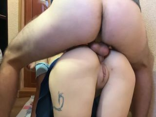 Belleniko in 032 Quick Anal Sex while Wife is not at Home – Belleniko