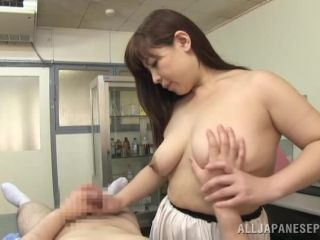 Awesome Tit fuck with a naughty Japanese AV model Video Online