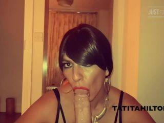 Tatita Hilton - Top Big Dick Destroying Me