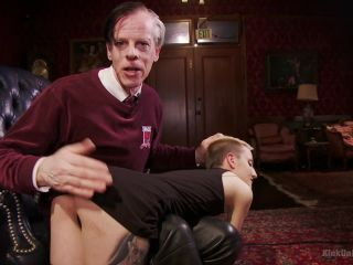 Kink.com- Impact Play: Spanking _amp; Implements-- Cadence Cross