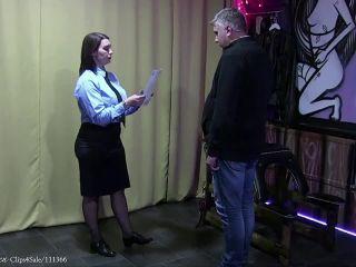 Mistress Raven-Enforcing Ravens Laws With Cane [HD 720P] - Screenshot 1