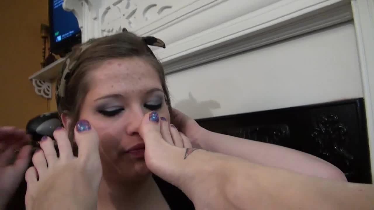Lesbian Milf Foot Fetish