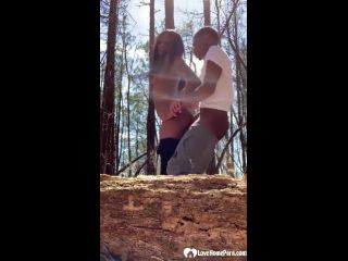 Original Video Title Horny Couple Enjoy Sensual Fuck In The Forest Un ...