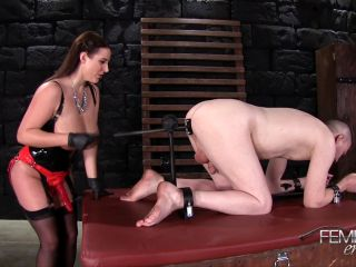 Femdom Empire – Amy White – Ass to Mouth