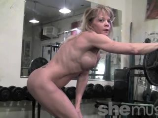 Mandy K - Naked Aspiration