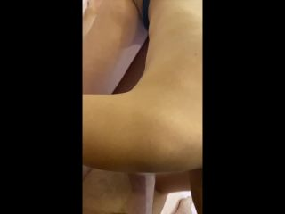 SandyCandy7 in 008 Filmed on the Phone as she Sucked and Gladly  Sperm