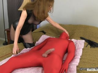 aynrules  mistress ayn  isolated cock ball beating  crush