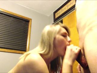 Pussy Swallows Giant Dick - Close UP Fuck