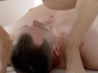 Nancy A - Sensual pussy eating and face strapon ride with stunning Ukr ...