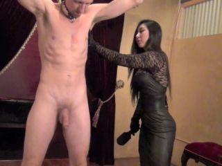Asian Cruelty  DARLA'S PAIN PET  Starring Queen Darla