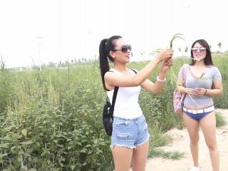 china bondage shibari hogtied suspension