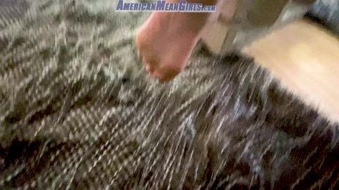 The Mean Girls - Popular Girls Punish Punter [FullHD 1080P]