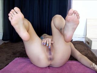 One of my first but most popular masturbation videos! I'm fully naked ...
