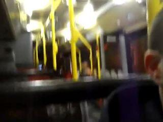 Porn tube Public Bus Blowjob