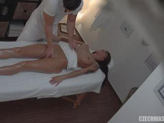 Czech Massage - Model fucks the masseuse 4
