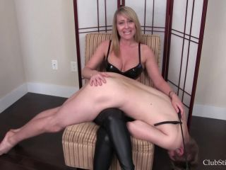 clubstiletto  mistress kandy  controlled by mommy's love  corporal punishment