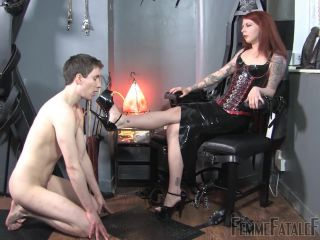 Femmefatalefilms – Miss Mara Mayhem – Foot Appreciation – Super HD Complete