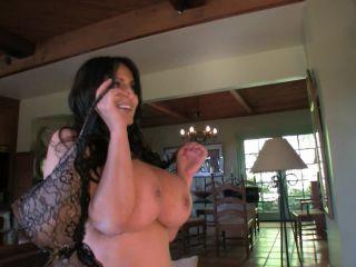 Antonella Kahllo - Bra Tryout - Black Lace Nude Bra