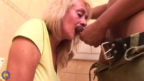 Mature.nl- Edna (53) - old ladies are so easy