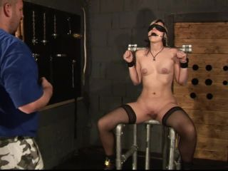 Electro Torture Casting Session for Marina