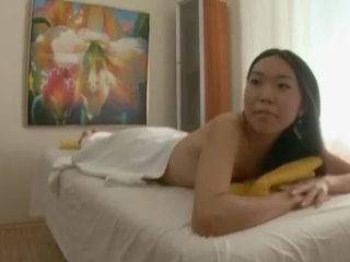 Cute Skinny Asian Teen Gets Banged by her Russian Masseur