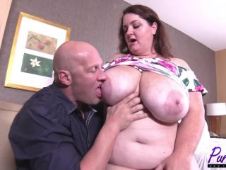 Pure-BBW presents Danica Danali — Busty housewife gets fucked in her kitchen