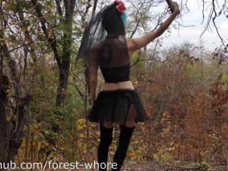 Forest Whore - Halloween public party
