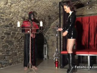 Rubber Fetish – QUEENS OF KINK – Worship My Holy Boots – Sister Sin – Confession 1