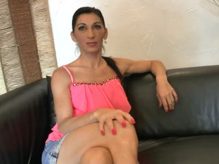 Petite cougar gets her granny sy filled with cock