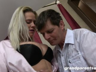 GrandParentsX Fresh Teen Fucked By Pervert Grandparents