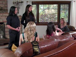 Alix Lynx, Serena Blair, Angela White, Silvia Saige in Noise Complaint