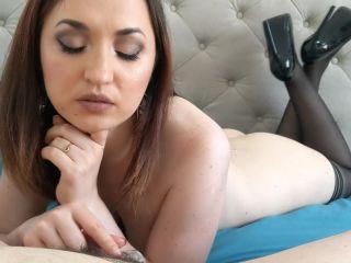 Dame Olga – Findom Ruined Orgasm if not Enough Money – Femdom handjob