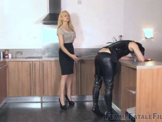 Femme Fatale Films – Mistress Eleise de Lacy – Caned to Tears – Complete Films