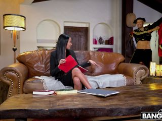 Anissa Kate Takes On Her Biggest Cock 4k