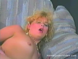 Horny Blonde Gets Fucked In Both Tight Holes  Tue, Sep 22, 2015 12:00 AM