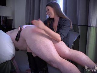 K2s.cc – Ibicella – Spanking my fat pig slave