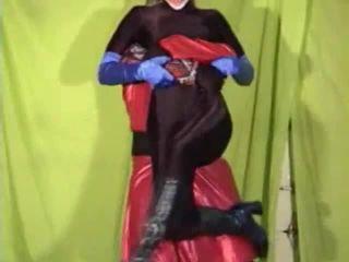 Watch ebony fighter beaten and masturbated