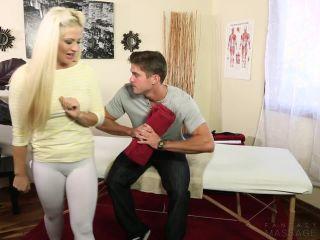 Son's First Massage
