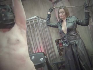 DomNation  MY WHIP FEEDS ON YOUR SCREAMS, SILENCE IS YOUR ONLY SAVIOR! Starring Goddess Maxine