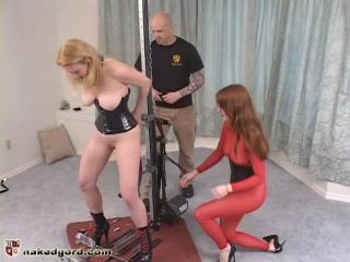 All House of Gord Scenes - Darling Squat Fucked
