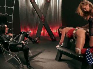 Christina Carter Superheroine - Superheroine Peril: Wonder Woman vs Baroness Morgana feat. Christina Carter, Diana Knight & Randy Moore