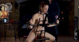 Renting a Slave Amelie (Part 1,2)