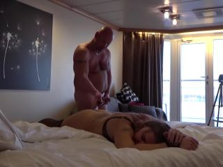 Dirty XXX BDSM session on a cruise (Version 2.0) -Dirty Julia