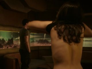 Melissa O'Neil Sexy - Dark Matter 2015 s01e07