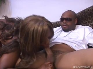 Nina Star Grinds On A Thick Black Member 720