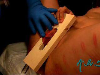 Porn online Torture Needles and Screws