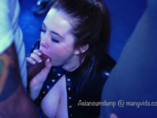 Scarlet Wonder - Surrounded By Over 20 Cocks