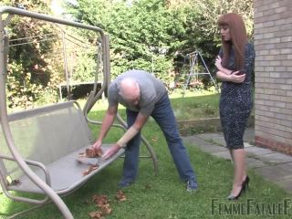 Porn online [Femdom 2018] FemmeFataleFilms – Slapped Down & Smothered – Complete Film. Starring Miss Zoe [arse worship, ass sniffing, cp, dirty shoes, face sitting] femdom