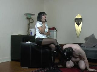 Handjobs – Absolute Femdom – Cum On My Hunter Boots